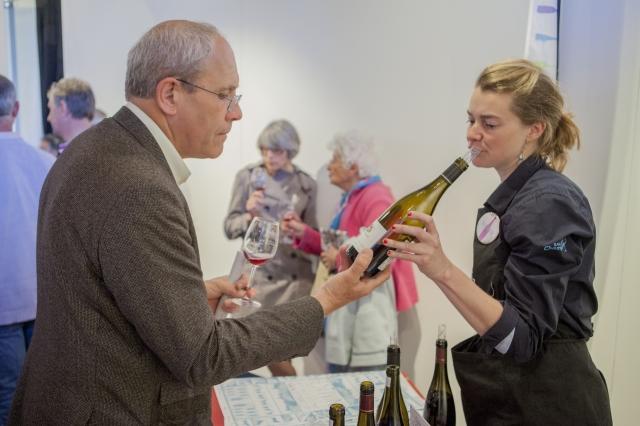 Dégustation des vins de Saumur