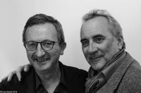 Jacques Expert et Antoine Duléry