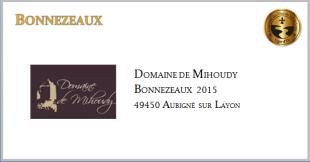 MIHOUDY - Bonnezeaux