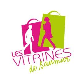 Les vitrines de Saumur