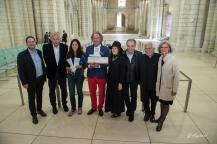 Remise des Prix Littéraires à Fontevraud