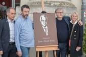 Inauguration esplanade Jean-Claude Brialy