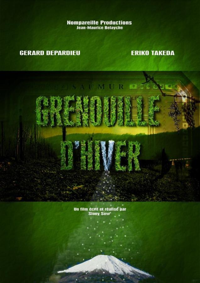 Grenouille d'hiver